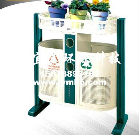 广西南宁洁宜美环保分类垃圾桶