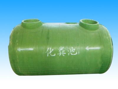 16方玻璃钢化粪池-广西南宁玻璃钢