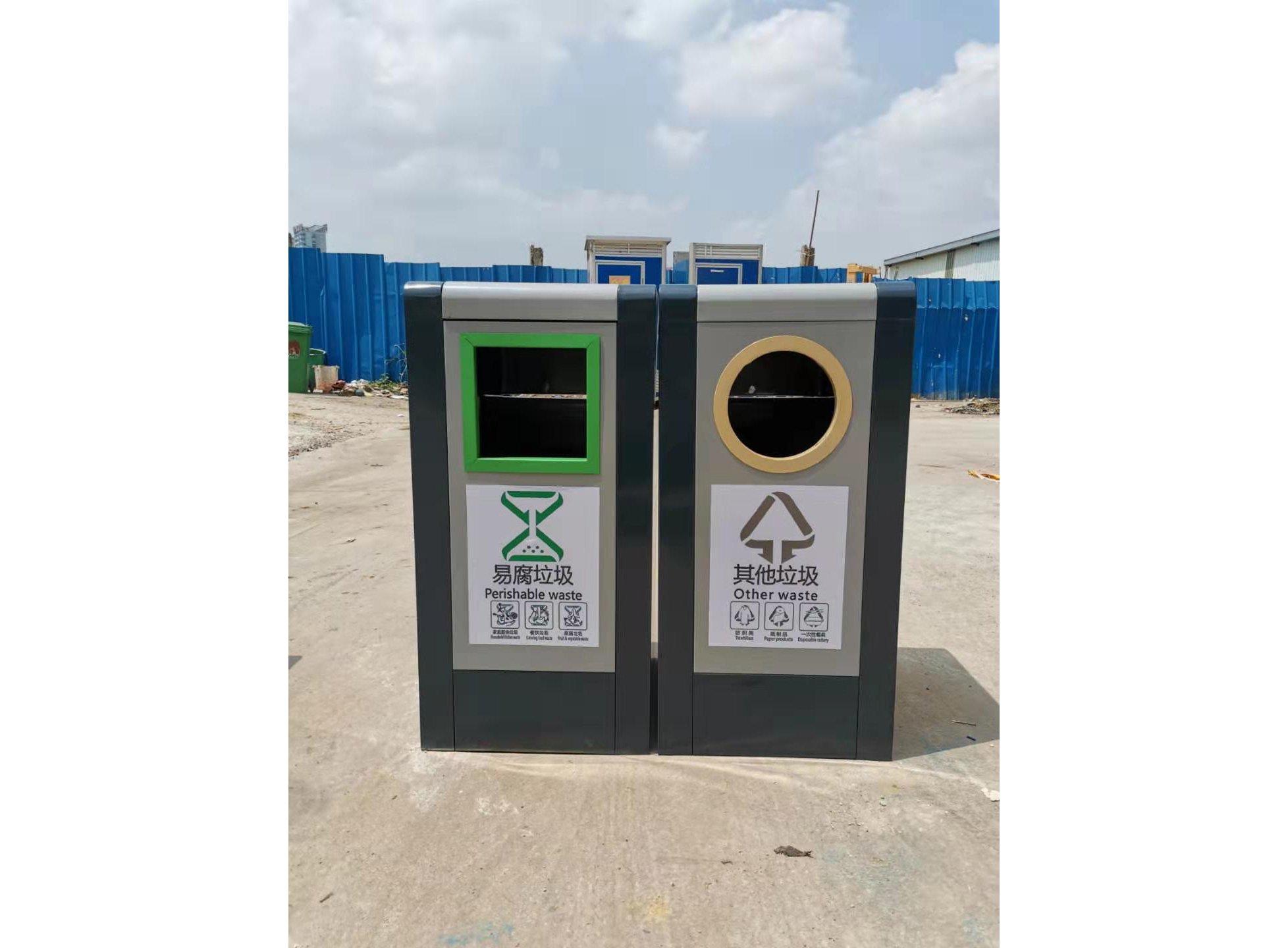 南宁分类垃圾桶-分类垃圾桶销售